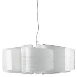 I-JOYCE / S6 - Lignes de décoration de suspension Intérieur de lustre moderne en verre E27