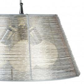 Sospensione Spriz Simil Cestino in Alluminio Fan Europe