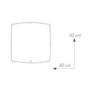 I-CONCEPT / PL40 - Plafonnier Lampe...