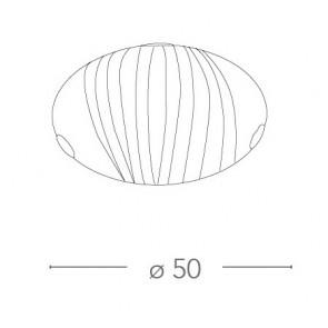 I-KUNA / PL50 - Plafonnier rond...