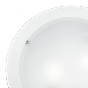I-061228-8 MODERN Plafonnier Blanc