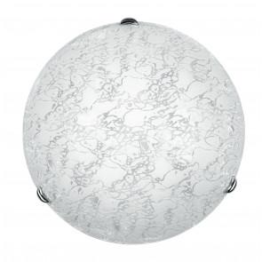 41/00912 - Plafonnier rond moderne Décoration en verre Plafond de glace Mur intérieur E27