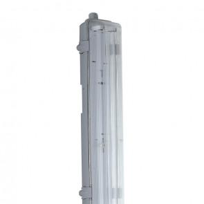 Plafonnier étiré avec lumières LED...