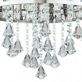 Pendentifs Plafonniers K9 Crystals Innuendo