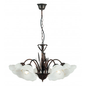 I BYRON 5 RUG 8031440353045 Fan Europe Lighting Lampadario