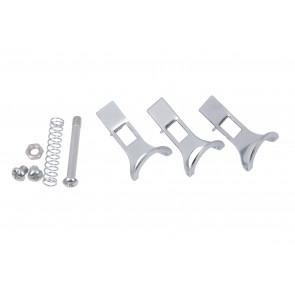 CM3030017 - Kit 3 crochets en fil chromé avec petites pièces