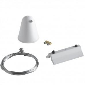 LED-TRACK-S-3 Blanc accessoire