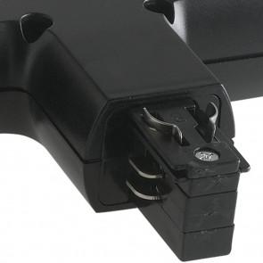 LED-TRACK-T-R1 BLACK Accessoire Noir