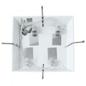 I-KAPPA-BASE / Q - Base pour plafonnier Kappa 56x56 cm E27
