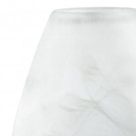 Diffuseur de poèmes en verre dégradé blanc FanEurope