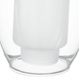 I-VELY-TR - Paralume Ovale Vetro Trasparente F30