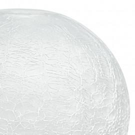 Diffuseur sphérique en verre glacé Opera Line FanEurope