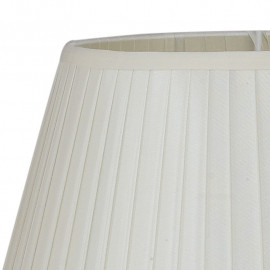 Paralume in Tessuto Bianco per Lume Ortensia FanEurope