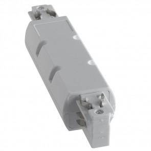 Connecteur de rail de guidage linéaire blanc
