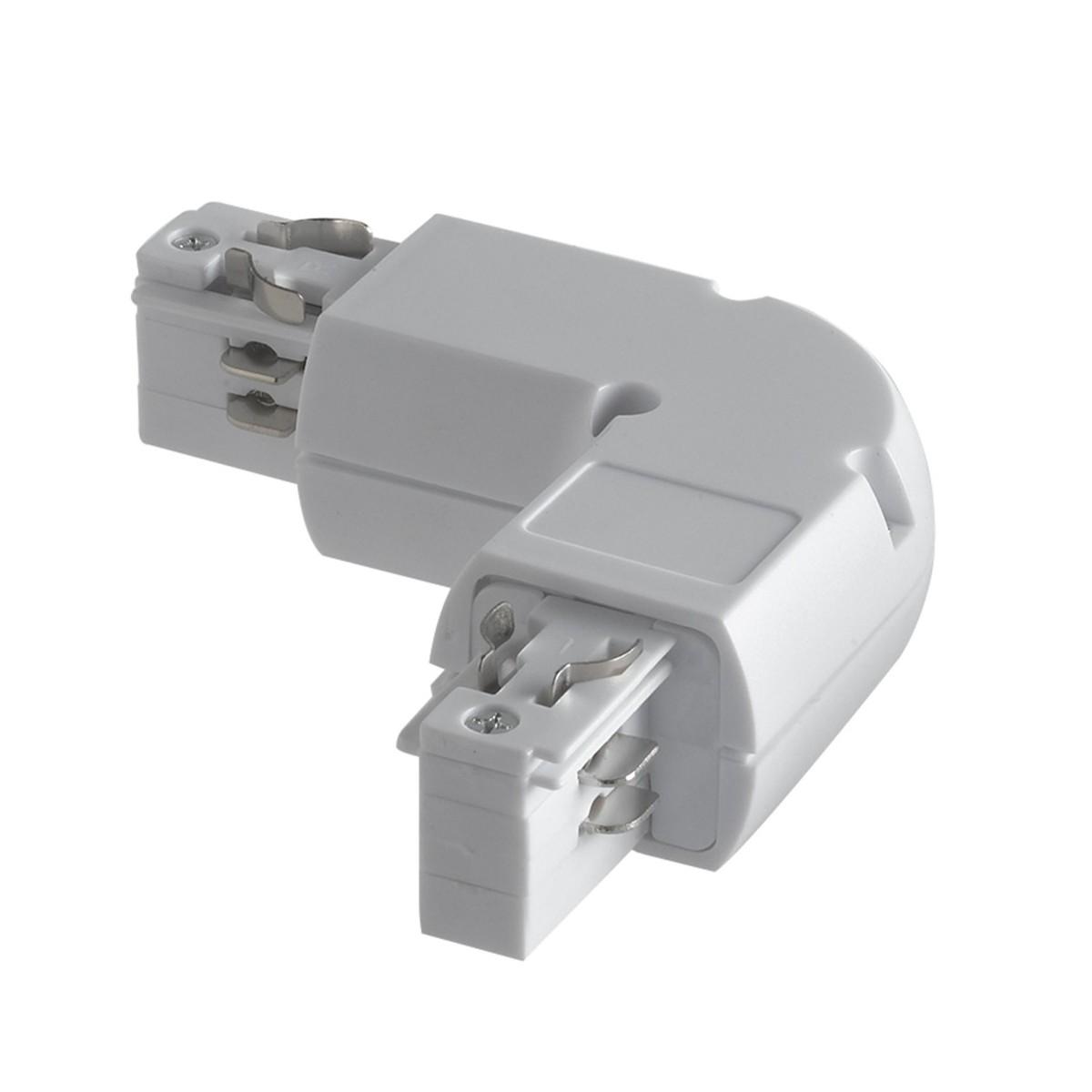 LED-TRACK-L - Connettore per binari