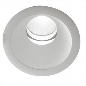 INC-ELITE-1X10M - Spot rond encastré blanc faux plafond Led 10 watts lumière naturelle