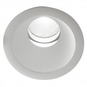 INC-ELITE-1X30M - Incasso Controsoffitto Faretto Tondo Bianco Led 30 watt Luce Naturale