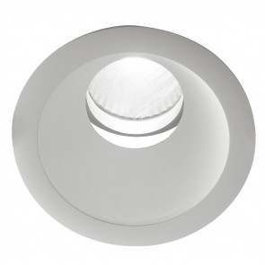 INC-ELITE-1X45M - Faretto Tondo Bianco Incasso Controsoffittatura Led 45 watt Luce Naturale