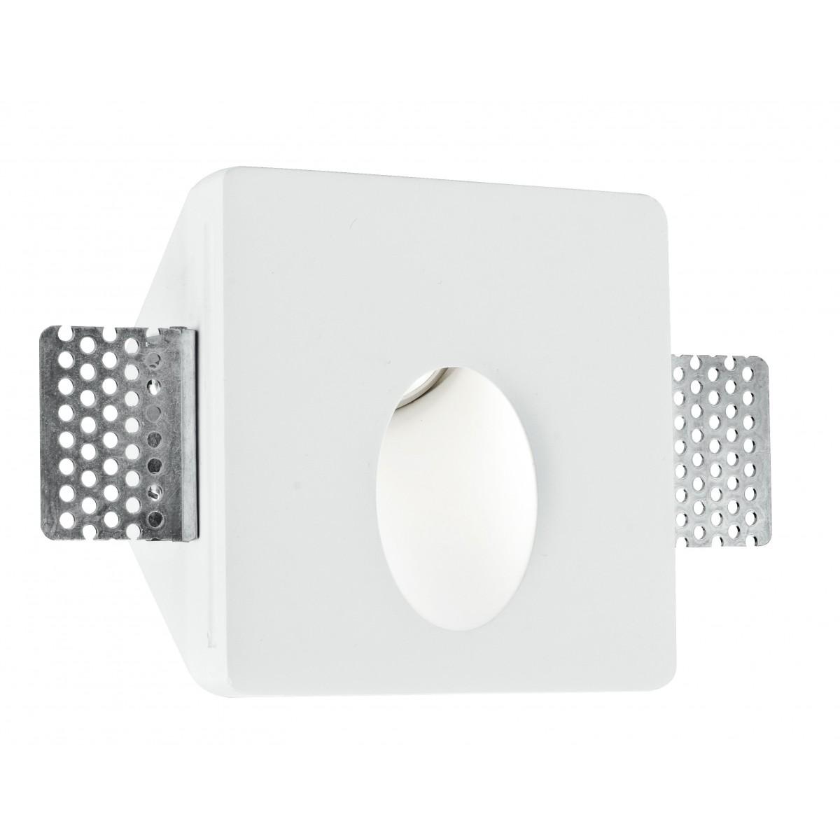 I-ARIEL-RS1 - Spot encastré à encastrer, mur à peindre en plâtre Steplight GU10 mini