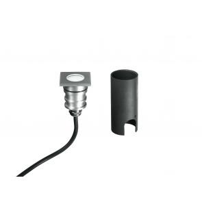 LED-IMPACT-Q-1W - Spot LED carré...