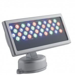 LED-RAYS-36P Proiettore Cromo Led...