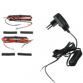 LED-TAYLOR-KIT NERO - Kit dodici led per