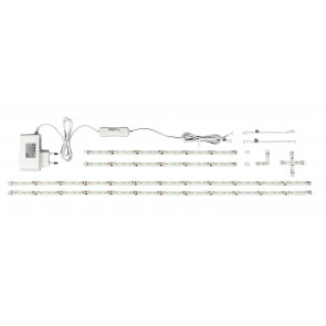 STRIP-3528-KIT - Kit quattro striscie...