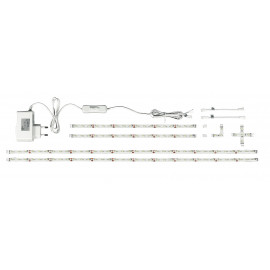 STRIP-3528-KIT - Kit quattro striscie