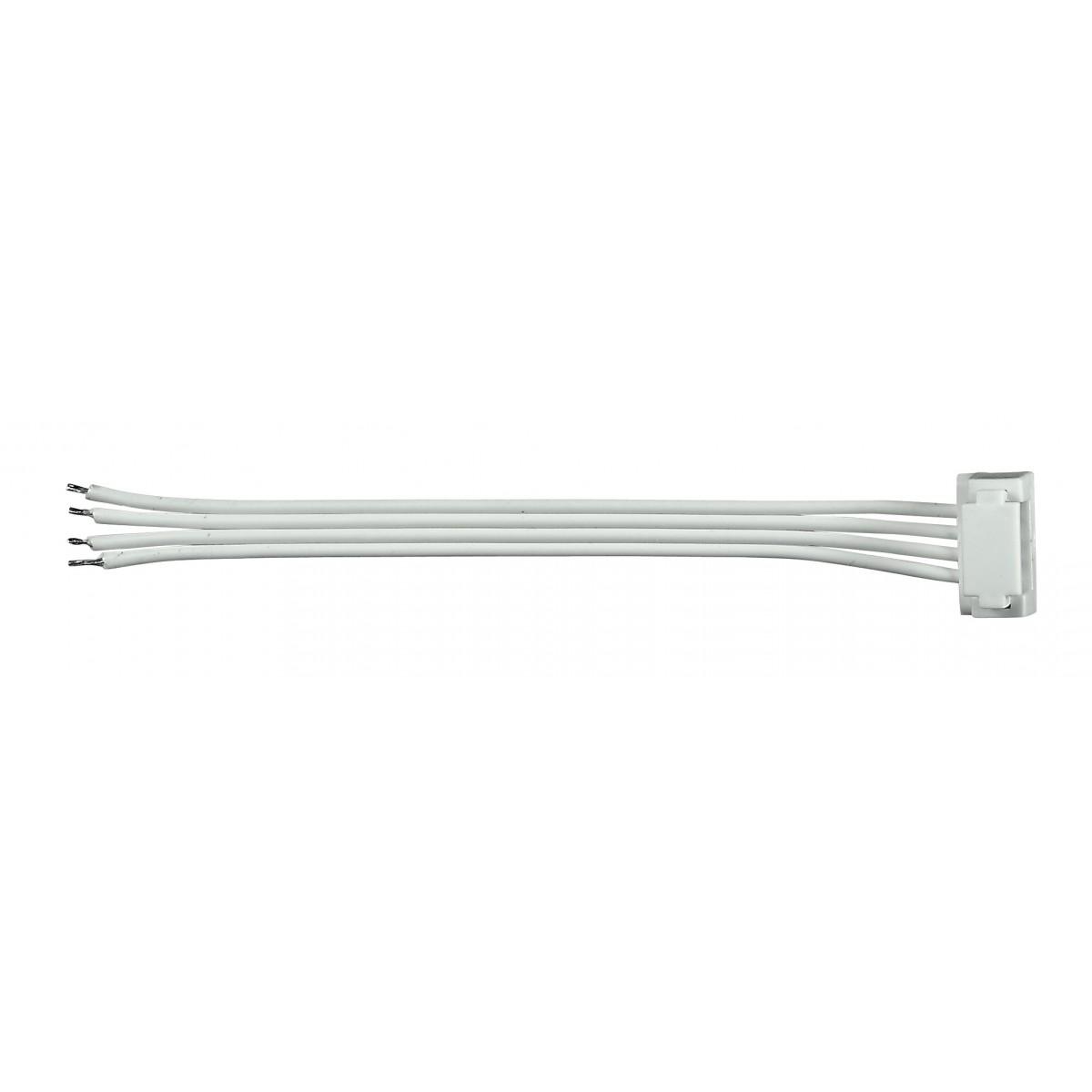 Kit avec câble et connecteur pour bande