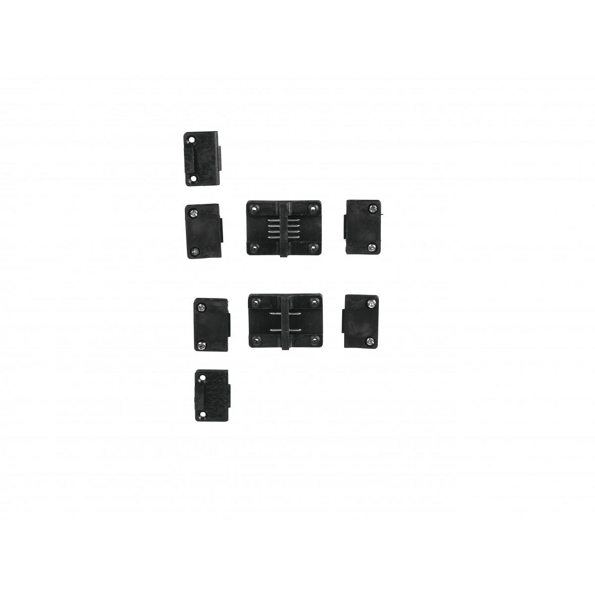 Mini connecteur pour bande led avec vis