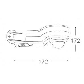 I-SENSORE-130 - Sensore di Movimento...