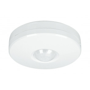 I-SENSORE-360 - Sensore di Movimento Tondo Bianco 360° 1600 watt