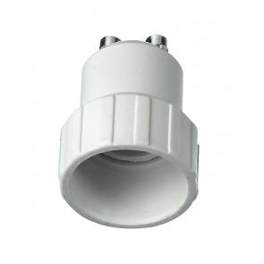 Adaptateur - GU10-E14 - Réducteur pour lampes de GU10 à E14