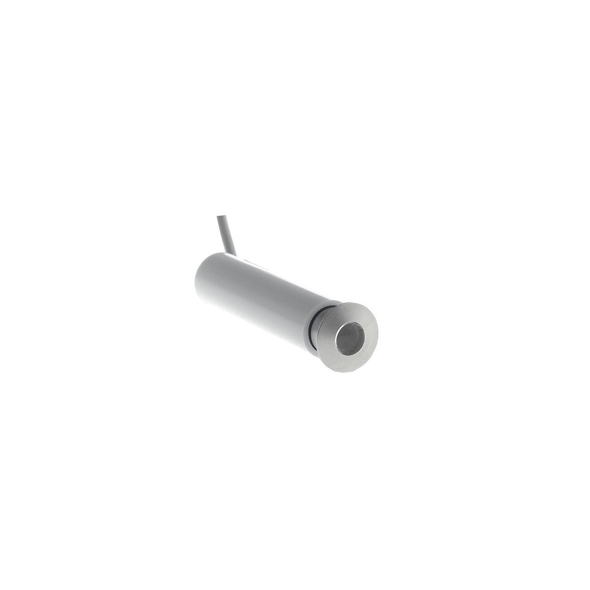 LED-BARRET-R24 Calpestabile Nickel Led