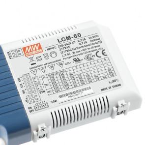 I-DRIVER-DIMM-LCM60 - Driver Alimentatore Dimmerabile Corrente Costante 60 watt