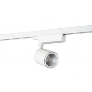 Projecteur pour rail à LED de couleur...