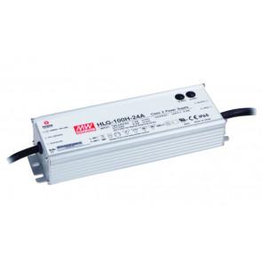 I-DRIVER-HLG-120-24 - Alimentatore MW Tenuta Stagna 120 watt 24 volt