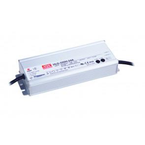I-DRIVER-HLG-320-24 - Alimentatore MW Tenuta Stagna 320 watt 24 volt
