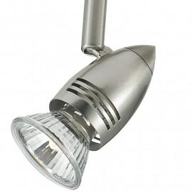 SPOT-SUNNY-2 - Plafonnier à deux ampoules avec ligne douce 42 watts 2800 kelvin GU10