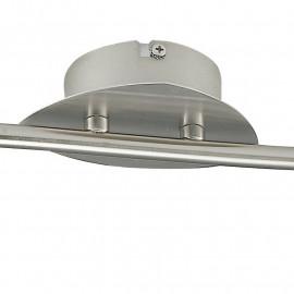 SPOT-SUNNY-4 - Élégant plafonnier suspendu à quatre lumières 42 watts 2800 kelvin GU10