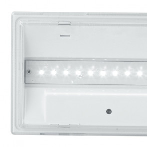 LED-HELP-12 - Plafoniera rettangolare...