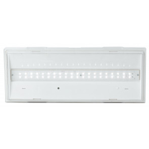 LED-HELP-30 - Plafoniera luce di emergenza led