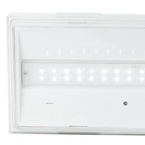 Plafonnier LED pour éclairage de secours