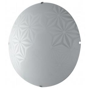 I-EXAGON/PL30 - Plafoniera con luci led e decori astratti 18 watt