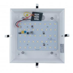 I-KAPPA-BASE-LED/S - Base Led per Plafoniera Kappa 25,8x25,8 cm 18 watt Luce Naturale