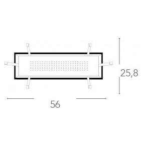 I-KAPPA-BASE-LED / M - Base Led pour...