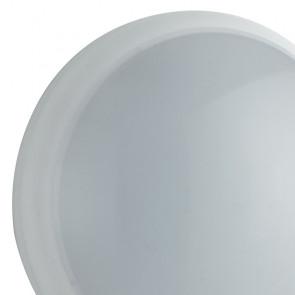 Plafonnier rond avec lumière LED blanche
