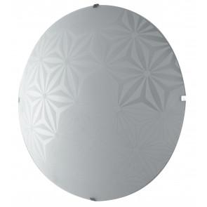 I-EXAGON/PL40 - Plafoniera tonda a led di colore bianco 28 watt
