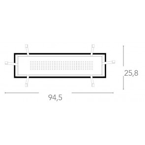 I-KAPPA-BASE-LED/L - Base Led per...