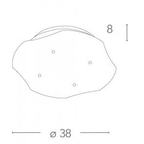 I-NEWYORK-5 - Plafoniera diffusore...